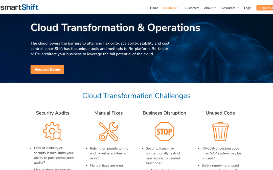 Cloud Transformation & Operations