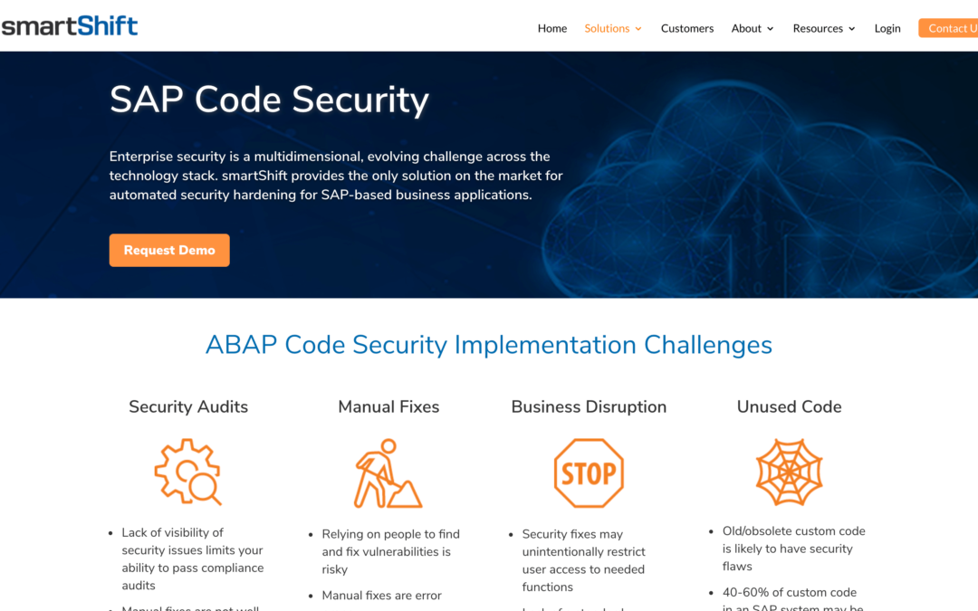 SAP Code Security