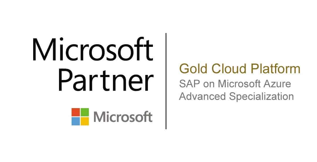 smartShift achieves the SAP on Microsoft Azure Advanced Specialization